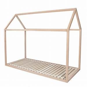Lit Cabane Pour Enfant : lit cabane dreamer pour enfant structure en bois de h tre par blomkal ~ Teatrodelosmanantiales.com Idées de Décoration