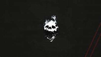 Destiny 4k Skull Wallpapers Games Desktop Minimal