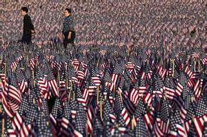 Preparing to remember: Soldiers plant more than 222,000 U ...