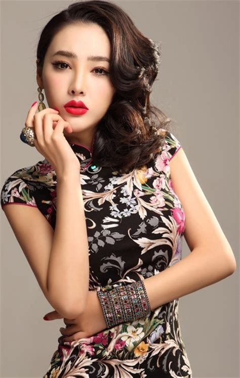 17 Best Images About Cheongsam Photography On Pinterest