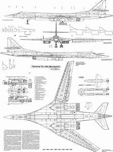 Tu160 Schematics