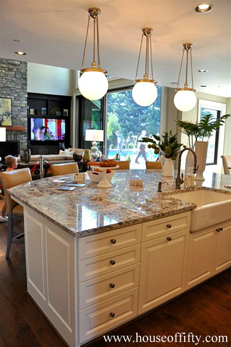how big is a kitchen island max rooms of dreams portland style