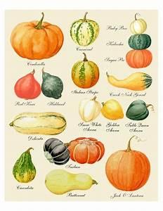 Pumpkin Print  Jack O Lantern Print  Halloween Decor