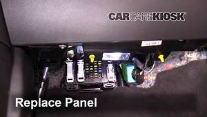 2012 ford focus fuse box location