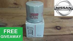 Nissan Oil Filter Review