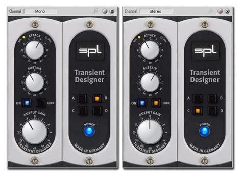 spl transient designer uad spl transient designer vs vst spl transient designer