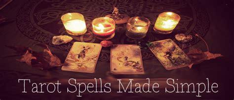manifest  simple tarot spells jess carlson