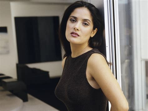 Star 10: Salma Hayek Hot Pictures, Photos And Wallpapers