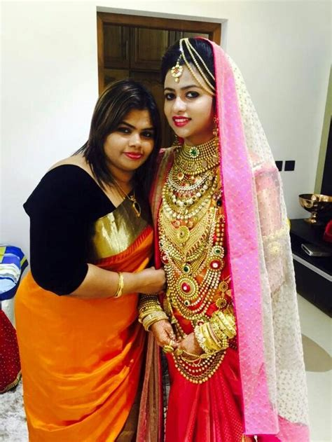 royal muslim bride indian wedding jewellery south
