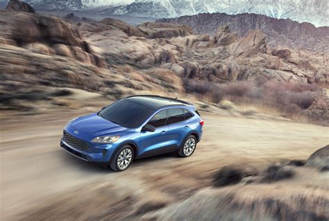 ford introduces ford escape ford cheers gears