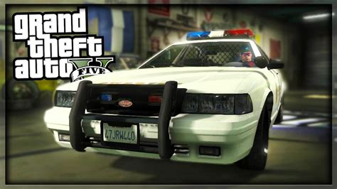 How To Customize Police Cars In Gta 5! (secrets & Tricks