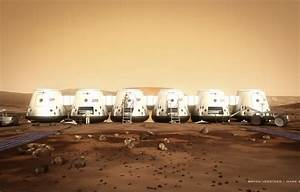 Wallpaper modules, the Rover, the astronauts, Mars, the ...