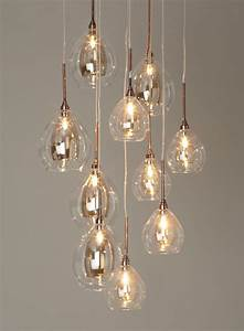 Carmella 10 light cluster bhs pendant for Cluster pendant lighting