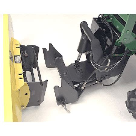 john deere front quik tatch hitch  hydraulic lift kit