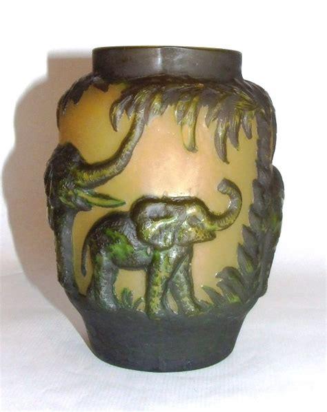 vase tip gall 233 en p 226 te de verre