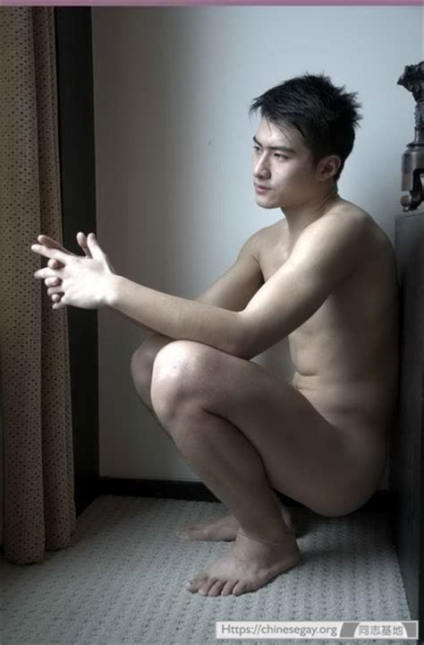 hunky chinese model cheng qian 程潜 part 2 queerclick