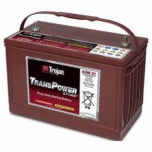Trojan Battery Offers Four