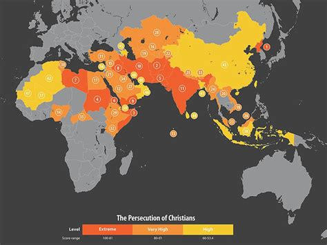 open doors usa korea is worst place for christian persecution