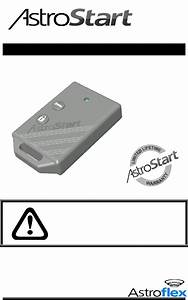 Astrostart Remote Starter 502 User Guide