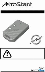 Astrostart Remote Starter 502 User Guide
