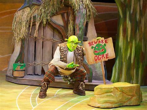 feel green shrek  musical  fun