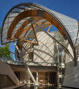 frank gehry's fondation louis vuitton opens in paris ...