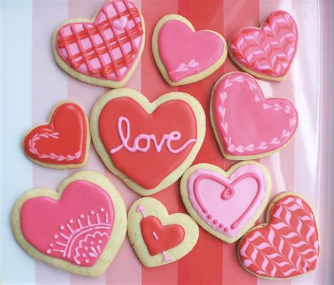 valentines day cookies pretty things potty mouths valentine s day cookies heart marbling bidness