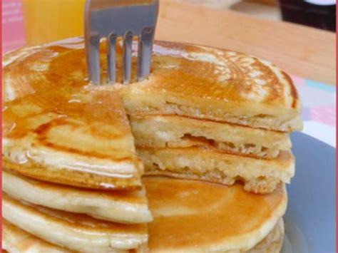 cuisine sans lait recettes de pancakes et cuisine sans lait