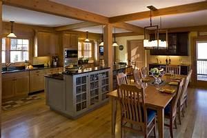 Open, Concept, Kitchen
