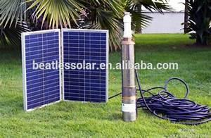 China Mini Solar Water Pump   Solar Heat Pump  Solar Powered