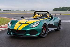 Lotus 3 Eleven Packs 450 HP Weighs As Little As 1984 LB