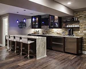 Family Room Bar Designs Home Bar Transitional With Cabinet