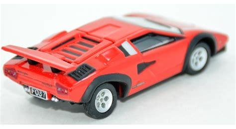 Tomica Lamborghini Countach Lp500s