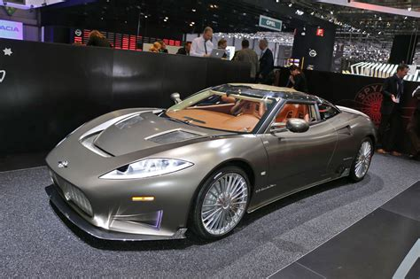 The New Spyker C8 Preliator Exotic Car List
