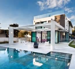 contemporary home designs contemporary mediterranean house a paradise modern house designs