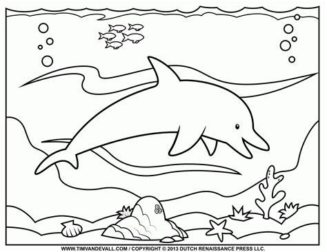 ocean coloring pages  preschool coloring home