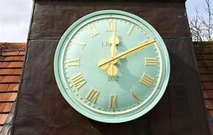 Outdoor Clock And Exterior Clock Gallery And Porfolio
