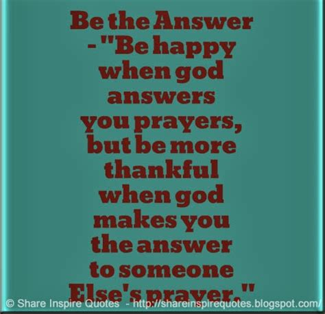 quotes  god answering prayers quotesgram