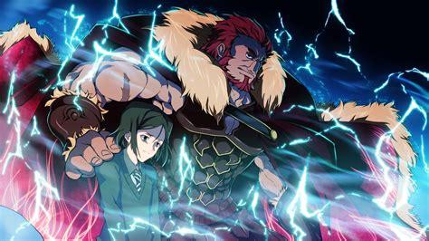 anime anime girls fate series fate  rider fate