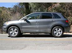 Acura RDX 2009 Lista de Carros