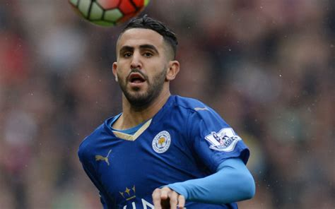 Leicester boss Ranieri wants more from Mahrez | The ...