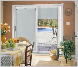 sliding patio doors with built in blinds canada patios