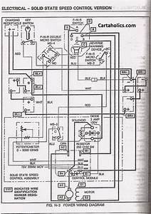 1989 Ez Go Wiring Diagram
