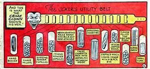 Joker U0026 39 S Utility Belt