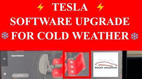 Download Tesla 3 Rear Seat Heaters Pics