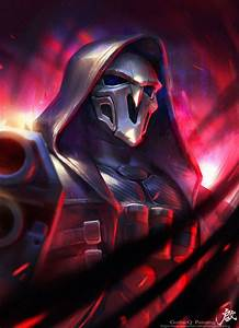 OVERWATCH REAPER By Gothicq1026 Overwatch Pinterest