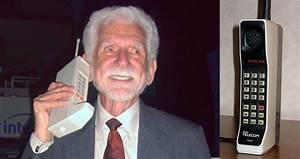 The First Cell Phone Ever  Incredible Facts And Photos