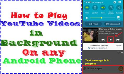 How To Play In Background Android How To Play In Background On Android Using
