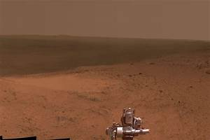 At 11-Year Mark, Opportunity Rover Shows Mars' True Colors ...