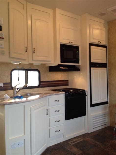 25  best ideas about Rv cabinets on Pinterest   Camper
